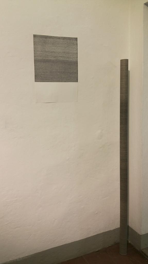 Senza Titolo (la pittura come modello)